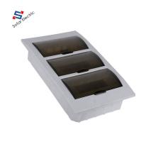 TSM 36 Ways Flush Wall Mounted Plastic Electrical MCB Distribution Box