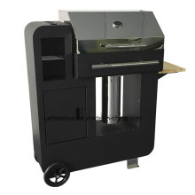 The New BBQ with Pellet Boiler