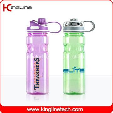 Bouteille de boissons sportives plastique gratuite de 700 ml (KL-B2094)