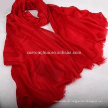 Sommer hajib Wolle Schal