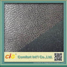 Bonne qualité imitée Shaoxing PU en cuir