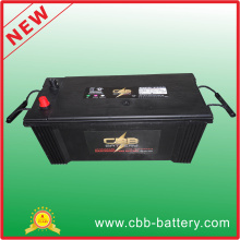 Fabricante 12V150ah Mf Auto Battery Car Bateria elétrica recarregável EV Battery 145g51-Mf