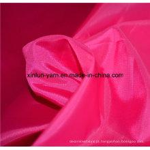Tela de nylon de nylon do Spandex da meia de rayon para o revestimento dos sacos