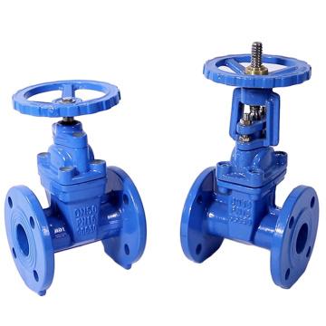 Vanne en fonte Vanne à vanne à clapet à vapeur standard