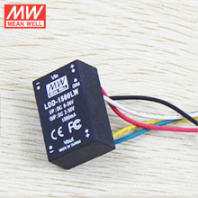 MEAN WELL DC DC Converter with wire 1500mA LED driver LDD-1500LW