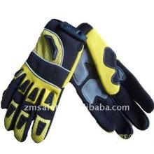 Gants de sport mécanique de sécurité hautement résistants à l'abrasion ZM894-H