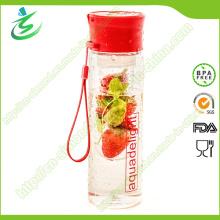 Frasco de água de infusão de frutas Tritan 24oz BPA gratuito (IB-N1)