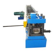 Máquina formadora de rolos de painel de telhado de canal C de peças sobressalentes grátis