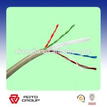 4 paires de câbles d'ordinateur UTP cuivre pur Cat5e