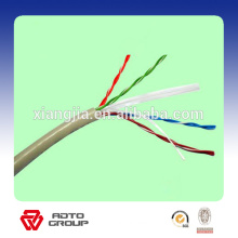 4 pairs UTP pure copper Cat5e computer cable
