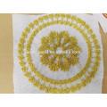 15 cores quatro cabeça máquina de bordar para semelhante ao Feiya 4 cabeças de bordado