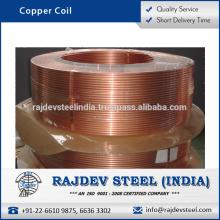 Tubo de aleación de cobre de gran resistencia por fabricante certificado