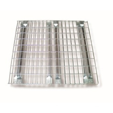 Pallet Rack With Wire Mesh Decking