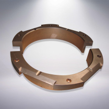 Top for Bronze Sleeve Bushing Bearing Sleeves For paper making supply to Belize Wholesale