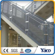 paneles perforados de metal corrugado, placas de techo de metal perforado