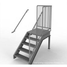 Industrial Steel Panel Ladder