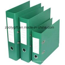 """A4 / FC 3 """"Cor Papel Impresso Alavanca Arch File Folder"""