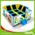 Used ASTM approved Top sale indoor Jump park for Dubai project