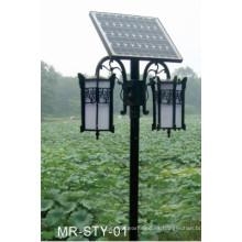 12W LED Solar Garden Light