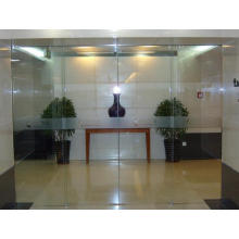 2015 Automatic Commercial Door with Sliding Open Design (2501)