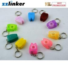 LK-S21Colorful Zahnseide Keychain Schöne Schlüsselkette