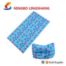 lenço bandana multifuncional de poliéster sem costura para atacado