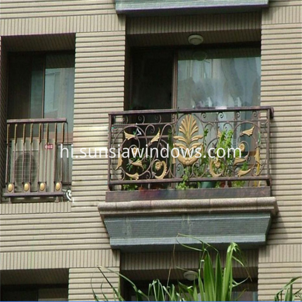 Balcony Fence Shield