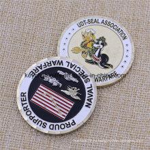 Специальная монета для особых военных монеток