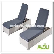 Plastik Sonnenliege / Sonnenliege / Chaiselongue Qualität Wahl