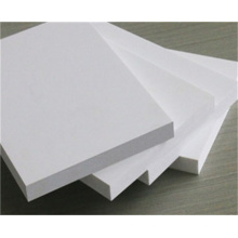 Customized pvc plastic forex foam board new material