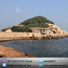 Alternador de la fuente de alimentación agrícola 5000W Nueva energía de la turbina de viento