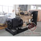 25-1375Kva Silent-type Cummins Generator Set Power Station
