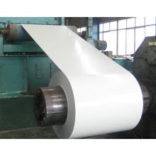 Bobines galvanisées PPGI / PPGI Bobines revêtues de zinc / PPGI recouvert de couleur pour toiture métallique (D75)