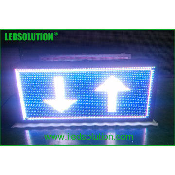 Ledsolution High Quality Outdoor VMS Traffic LED Sign