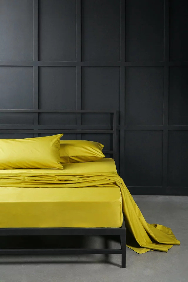Bed Sheet Bedding Set, 100% Soft Brushed Microfiber with Deep Pocket Fitted Sheet