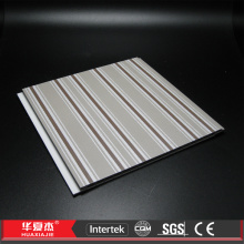 200mm X 8mm White UPVC Panels For Interior Shower Covering