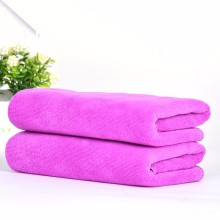 Wholesale Weft Knitting Multipurpose Car Cleaning Wipe Towel