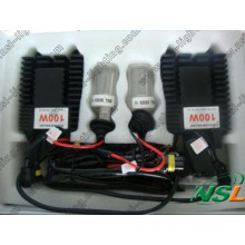 Hochleistungs-AC 12V 100W 6000k HID-Xenon-Lampen HID-Xenon-Kit Plug-and-Play-HID-Xenon-Umrüstsatz