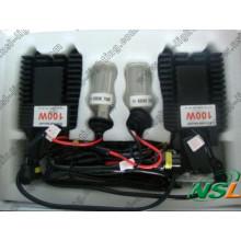 High-Power AC 12V 100W 6000k HID Xenon Bulbs HID Xenon Kit Plug and Play HID Xenon Conversion Kit