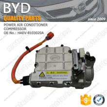 OE BYD spare Parts POWER AIR CONDITIONER COMPRESSOR HAEV-8103020A