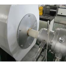 Ligne de production d'approvisionnement en eau de 16-630mm PVC et d'extrusion de tuyau de vidange