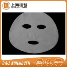Máscara de seda hotsale cupro tecido máscara facial folha