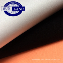 50D 72F DTY polyester tricot léger interlock 80g 90g dames robe doublure tissu de liaison
