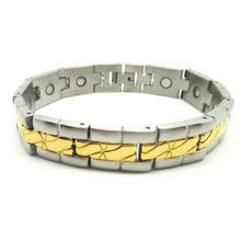 Fashion Man's Magnetic Health Bracelets / magnetic bangle b