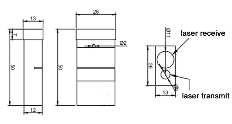 It03m Long Range Tof Sensor Module Diagram