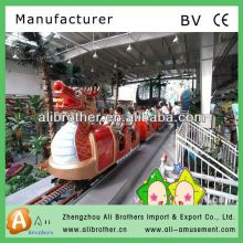 popular attractive amusement rides/facilities/equipment kids outdoor playground sliding dragon