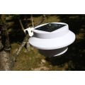 Solar LED Waterproof Garden Fence Lamp Wall Lamp
