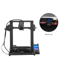Новый промышленный металлический принтер настольный 3d-сканер цифровая печать 3-х мерный принтер