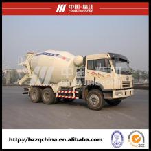 Camión de la bomba concreta de Isuzu del volumen del tanque de agua de 350L (HZZ5250GJBJF) para los compradores