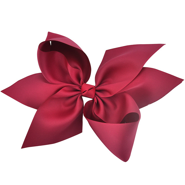 Ribbon Bow For Hair